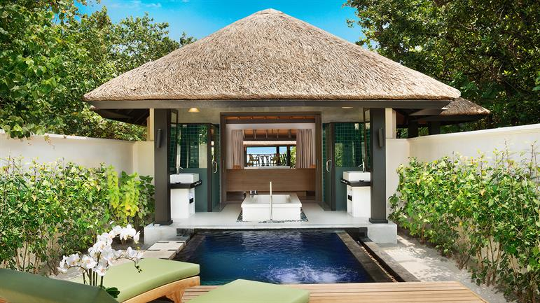 JA Manafaru beach-bungalow-outdoor